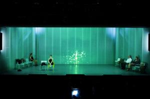 Satanisterna - Teater: Karin Dahlström, Scenograf