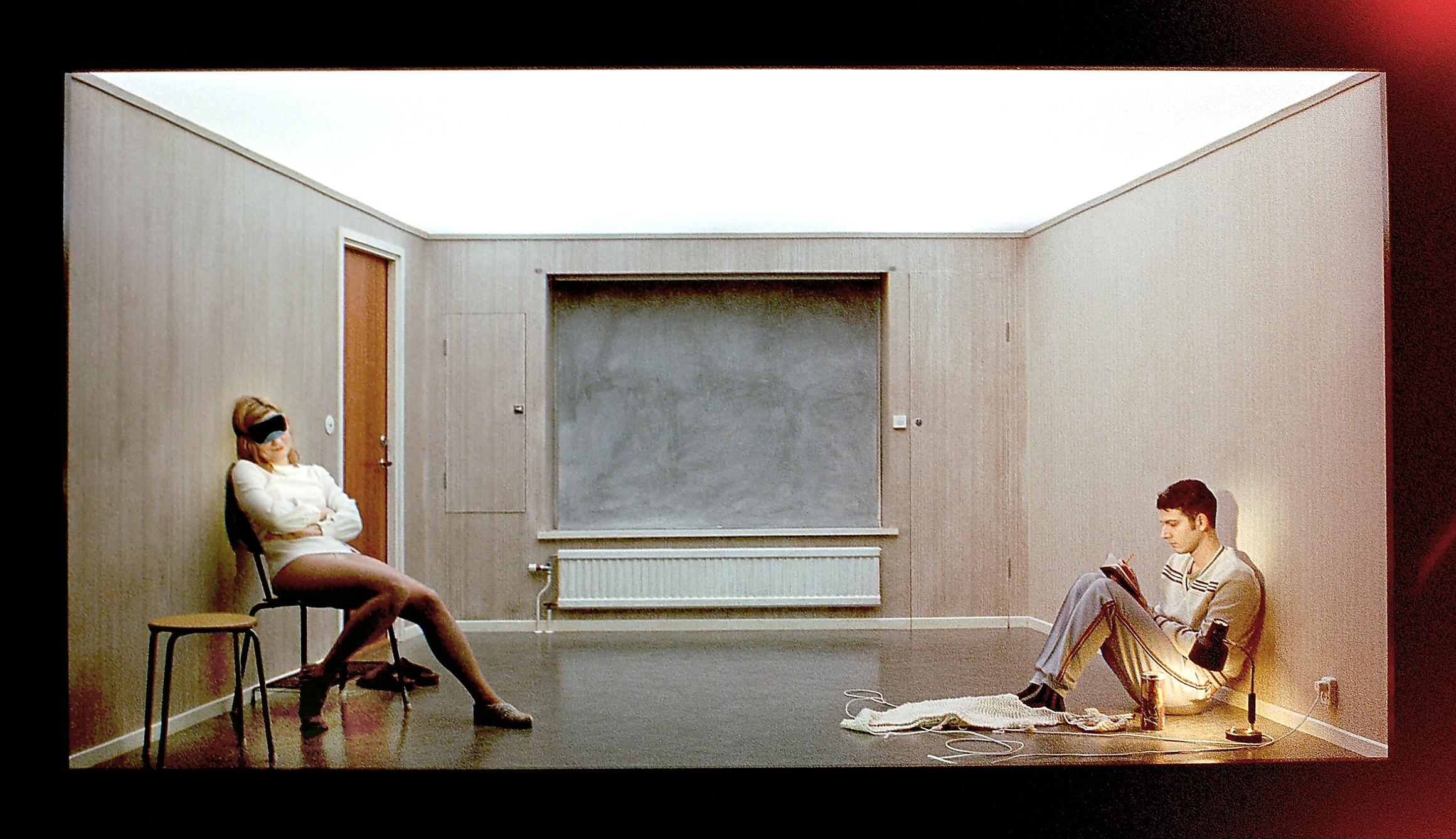 Luften andra inandas, Teater