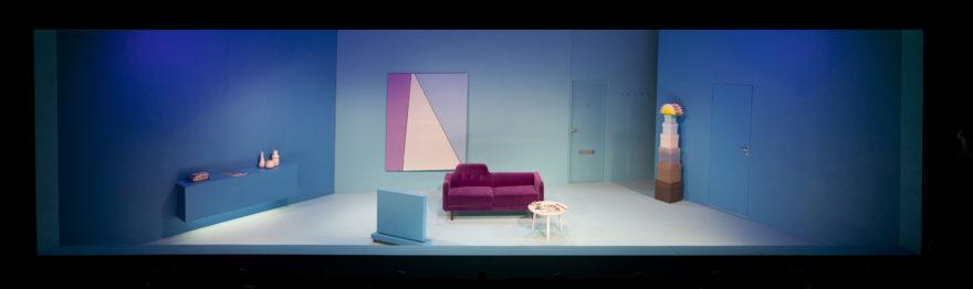 Den bärande väggen - Teater: Karin Dahlström, Scenograf